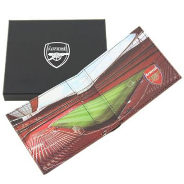 Arsenal Leather Wallet Panoramic 801